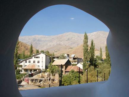 אתר סקי באיראן
