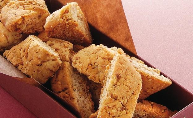 עוגיות שומשום של אימא (צילום: קופסת העוגיות שלי, הוצאת מודן)