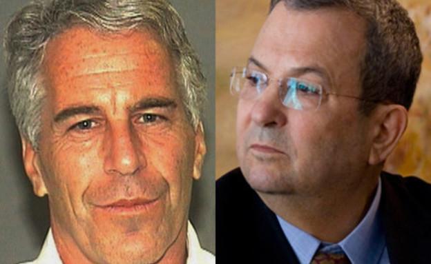 האם גורמים פוליטים בישראל קשורים להסתבכותו של אהוד ברק בפרשת אפשטין לכאורה? AP58011228141_c_i