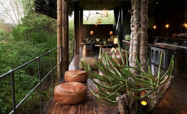 Sweni Lodge Singita (צילום: Sweni Lodge Singita)