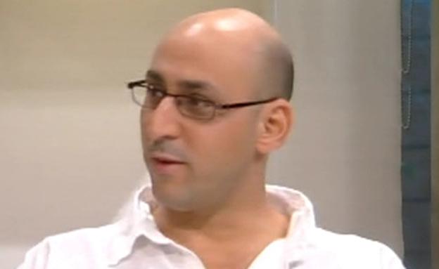 הפסיכולוג, גיא דיין (צילום: חדשות 2)