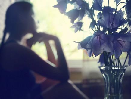אישה עצובה (צילום: אימג'בנק / Thinkstock)