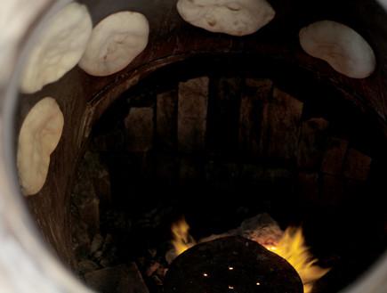 בדרה  (צילום: ג'רמי יפה, אוכל טוב)