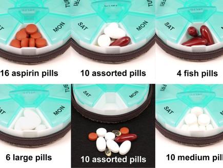 מחלה בסטייל, קופסת תרופות (צילום: אמזון )