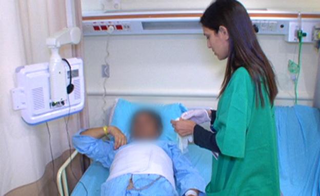 מנתחת הלב הראשונה בישראל (צילום: חדשות 2)