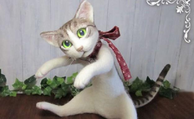 החמישייה 2.2, קשת חתול לשיער (צילום: hiyorimimuseum.blog20.fc2)