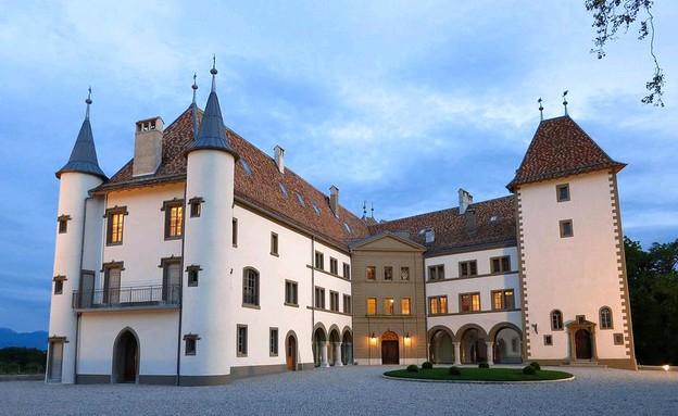 15 הבתים היקרים בעולם, שוויץ (צילום: chateaua.com)