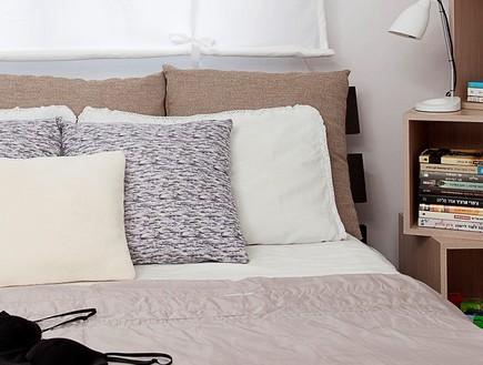 חדר שינה, סופי  (צילום: טטיאנה פאוטוב)