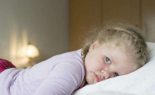 ילדה עצובה (אילוסטרציה: אימג'בנק / Thinkstock)