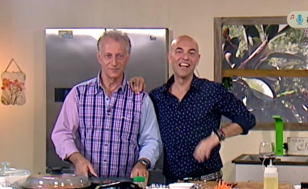 פבלו, אוכל וחברים – עונה שנייה (תמונת AVI: מתוך פבלו, אוכל וחברים, ערוץ 24)