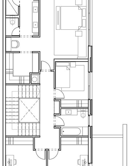 9 גל מרום אדריכלים, גובה (צילום: עודד סמדר)