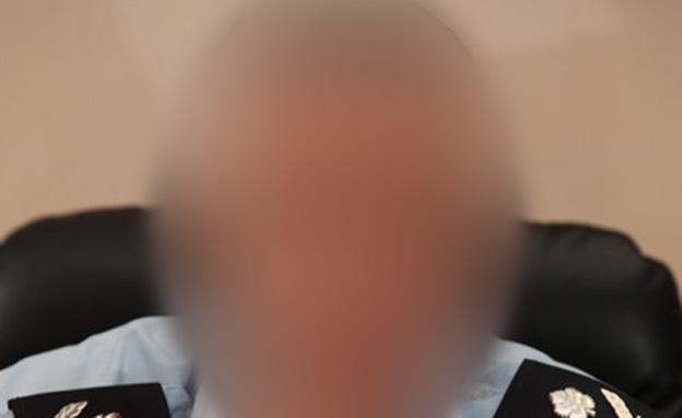 הניצב החשוב בהטרדה מינית (צילום: חדשות 2)