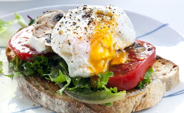 ארוחת בוקר צרפתית (צילום: thinkstock)