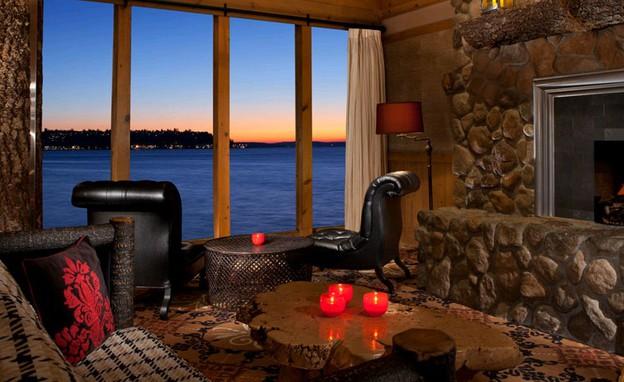 מלונות 50 גוונים באפור, מלון Diva (צילום: Diva)