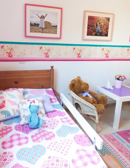 טעויות עיצוב בחדר ילדים,  פתרון 5 לעצב לילד חדר  (צילום: אביבית ויסמן)