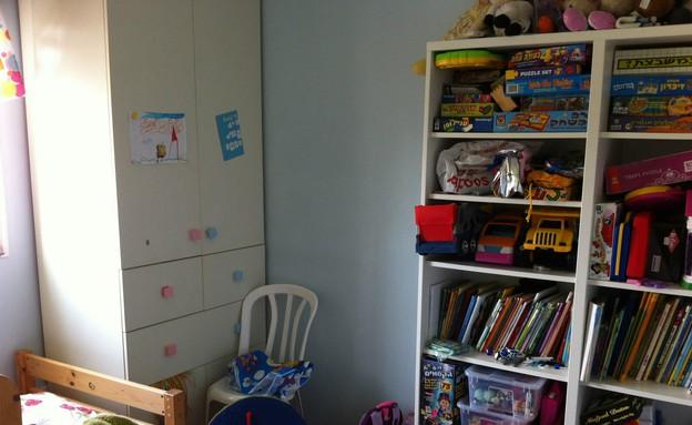 טעויות עיצוב בחדר ילדים, טעות 1,  ערימות של צעצועי