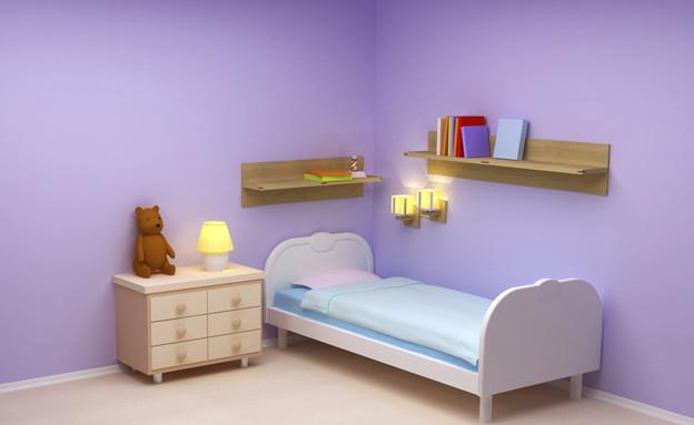 טעויות עיצוב בחדר ילדים, טעות 2 כשלים ארגונומיים (צילום: ilterriorm, Thinkstock)