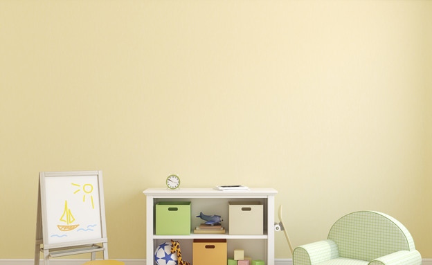 טעויות עיצוב בחדר ילדים, טעות 6 עיצוב אוטומטי (צילום: thinkstock)