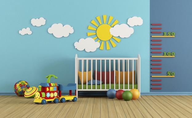 טעויות עיצוב בחדר ילדים, טעות 7 שימוש בדמויות מסחר (צילום: thinkstock)