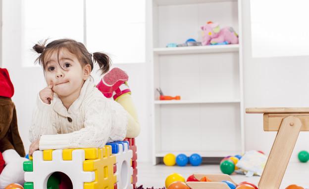 טעויות עיצוב בחדר ילדים, טעות 8 אחסון בקופסאות פלס (צילום: boggy22, Thinkstock)
