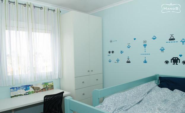 טעויות עיצוב בחדר ילדים, פתרון 1, לשמור