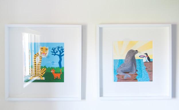 טעויות עיצוב בחדר ילדים, פתרון 7 עיצוב ניטרלי עם  (צילום: אביבית ויסמן)