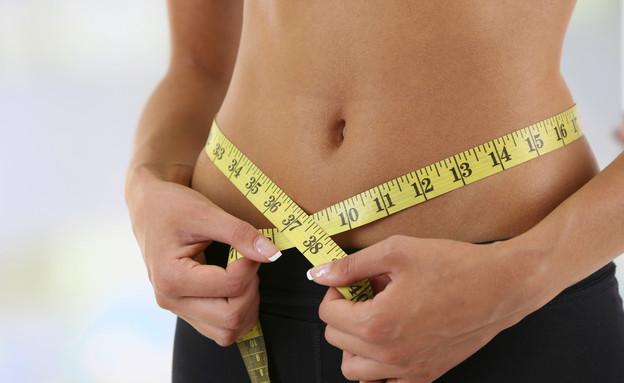 דיאטה סרט מדידה (אילוסטרציה: אימג'בנק / Thinkstock)