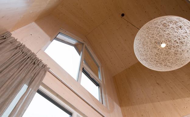 בית קטן ביום (צילום: Heijmans ONE)