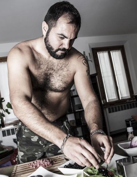 דובים במטבח (צילום: dragolab)