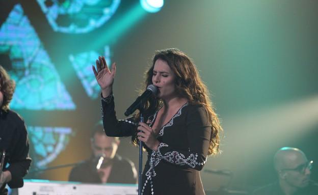 מירי מסיקה מופיעה בחצי הגמר (צילום: אורטל דהן)