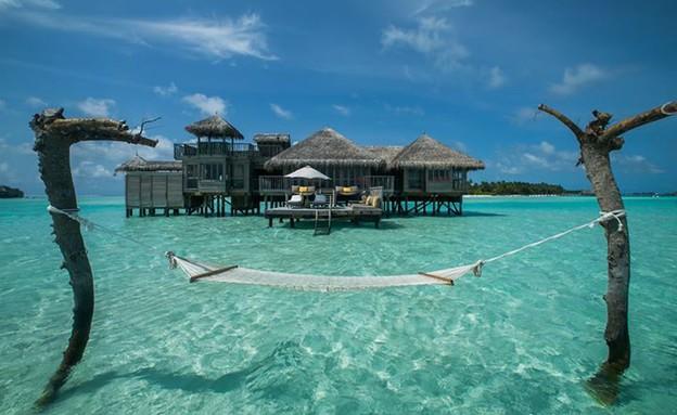 המלונות השווים בעולם, מקום ראשון  (צילום: facebook.com gililankanfush)