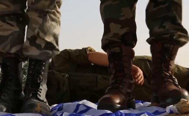 צפו בסרטון התעמולה של חמאס (צילום: יוטיוב)