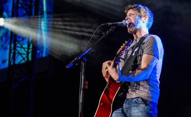 ג'יימס בלאנט, הופעה בישראל 2015 (תמונת AVI: קובי ריכטר, קובי ריכטר, יחסי ציבור  )