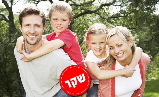 משפחה מושלמת - שקר (צילום: thinkstock)