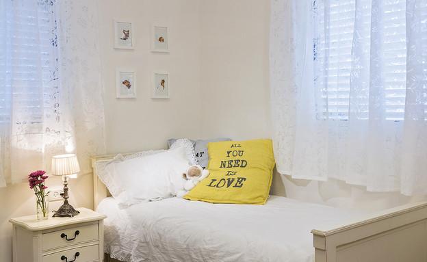 פנינית שרת, מיטת ילדים (צילום: שי אפשטיין)