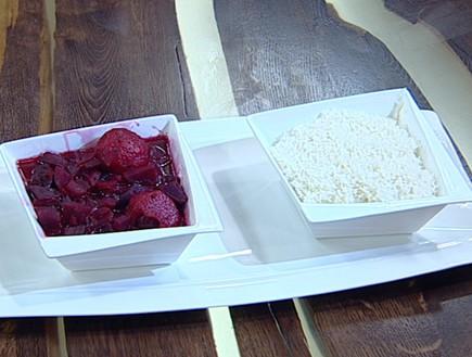 מרק קובה סלק ואורז