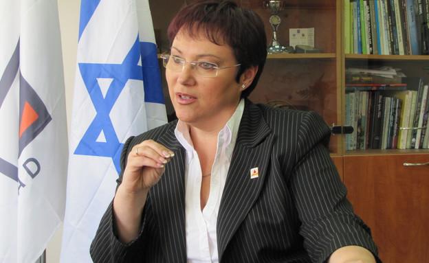 טלי פלוסקוב (צילום:  יחסי ציבור )