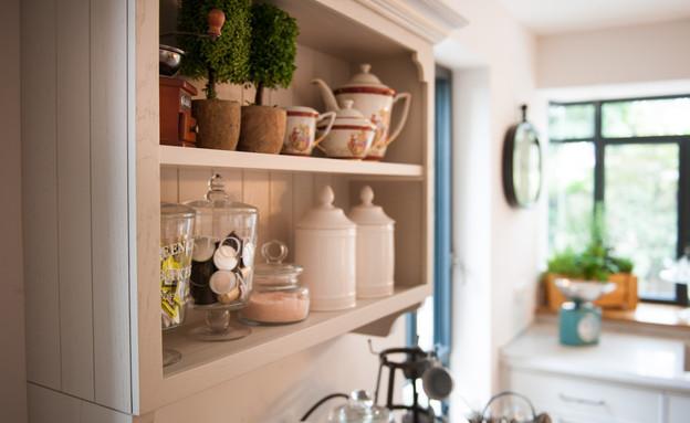 דנה שבדרון, תבלינים במטבח (צילום: גלעד רדט)