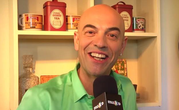 """מאחורי הקלעים של העונה החדשה של """"פבלו, אוכל וחברים (תמונת AVI: מתוך פבלו, אוכל וחברים, ערוץ 24)"""