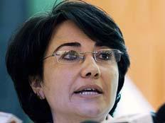 מועמדותה אושרה. זועבי (צילום: AP)