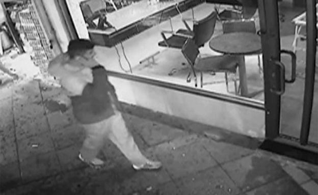 תיעוד: המריבה שהובילה לרצח הנער בחולון