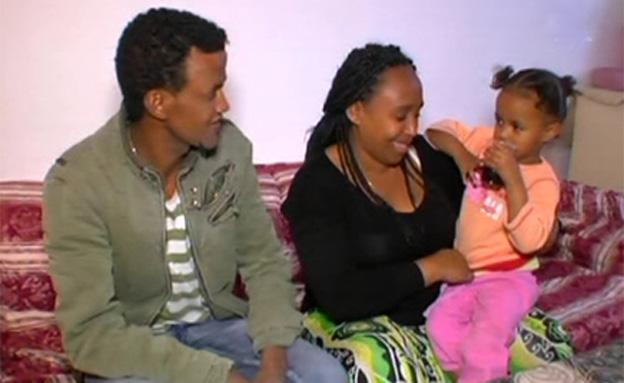 מי יעזור לתינוקת שנדקרה?