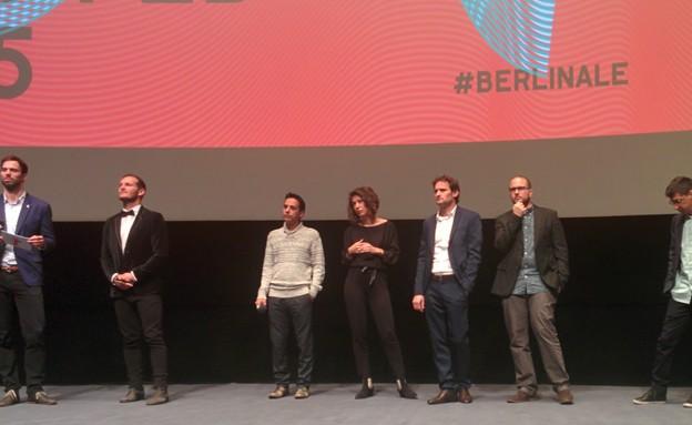 """""""כפולים"""" - הפרמיירה בפסטיבל ברלין (צילום: עופר פרוסנר)"""