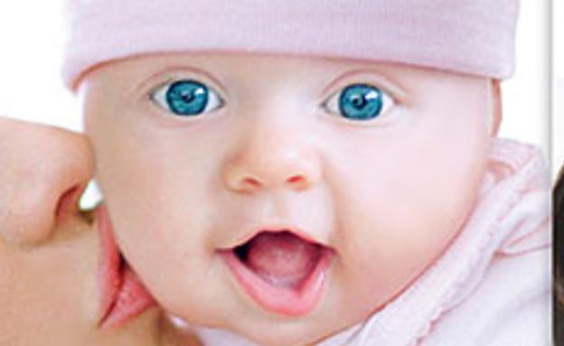 לאיזו כוכבת שייכת התינוקת החמודה? (צילום: מגזין People)