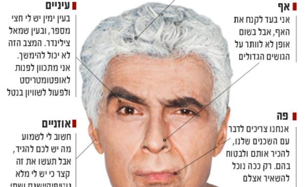 עיצוב פנים - יאיר לפיד (צילום: פיני סילוק)
