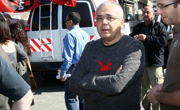 אמנון לוי (צילום: עודד קרני)