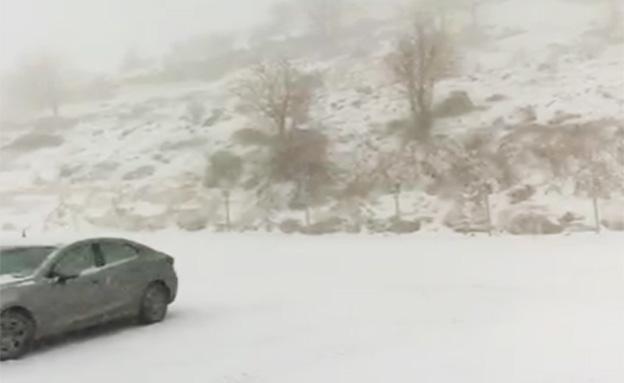 השלג בחרמון, היום