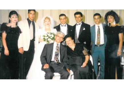 החתונה של נורמן עיסא
