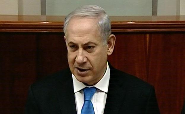 פרשו במחאה על התערבותו. נתניהו (צילום: חדשות 2)