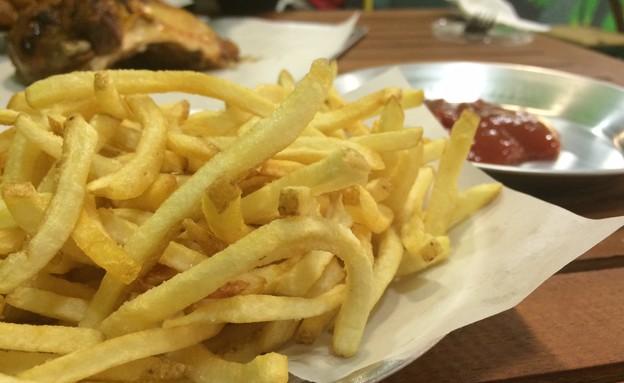 גארדן צ'יפס (צילום: אוכל טוב)